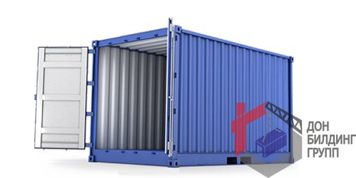 Морской контейнер 5 тонн